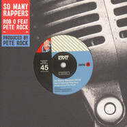 Rob O & Pete Rock - So Many Rappers / Meccalicious