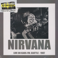 Nirvana - Live On Kaos-FM, Seattle - 1987
