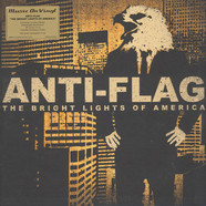 Anti-Flag - Bright Lights Of America Transparent Green Vinyl Edition