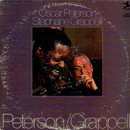 Oscar Peterson Featuring Stéphane Grappelli - Oscar Peterson Featuring Stephane Grappelli