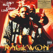 Raekwon - Only Built 4 Cuban Linx Gold / Red Vinyl Edition