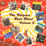 V.A. - The Belgian Beat Blast Volume 2