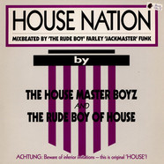 The Housemaster Boyz - House Nation