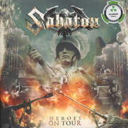 Sabaton - Heroes On Tour Clear Vinyl Edition
