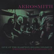 Aerosmith - Live At The Hampton Road Coliseum - Westwood One FM Broadcast