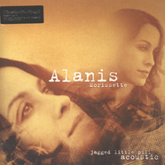 Alanis Morissette - Jagged Little Pill Acoustic Black Vinyl Edition