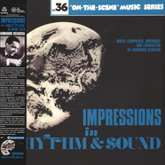 Armando Sciascia - Impressions In Rhythm And Sound Interspatial Black Vinyl Edition