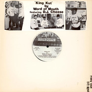 Word Of Mouth - King Kut feat. DJ Cheese
