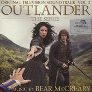 Bear McCreary - Outlander 2 Black & Yellow Vinyl Edition