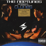 Neptunes, The - Clones Blue Marbled Vinyl Edition