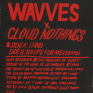 Wavves / Cloud Nothings - Split