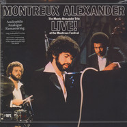 Monty Aexander Trio, The - Montreux Alexander - The Monty Alexander Trio Live At Montreux Festival