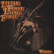 Little Foot Long Foot - Woman Bronze / Black Vinyl Edition