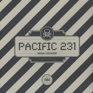 Pacific 231 - Unusual Preversion Red Vinyl Edition