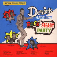 Derrick Harriot - Rock Steady Party