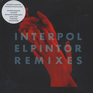 Interpol - El Pintor - Remixes
