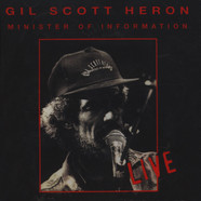 Gil Scott-Heron - Minister Of Information (Live)