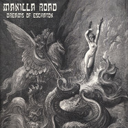Manilla Road - Dreams Of Eschaton Black Vinyl Edition