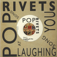 Pop Rivets - Laughing At You / Song Song Clear Vinyl Edition