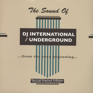 V.A. - The Sound Of DJ International / Underground