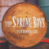 Sprong Boys, The / Karamazov - Split LP