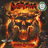 Destruction - Under Attack Yellow Vinyl Edition