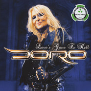 Doro - Love's Gone To Hell Silver Vinyl