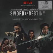 Shigeru Umebayashi - OST Crouching Tiger, Hidden Dragon: Sword Of Destiny Silver Vinyl Edition