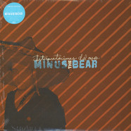 Minus The Bear - Inerpretaciones Del Oso Blue & Gold Vinyl Edition