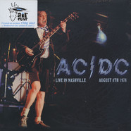 AC/DC - Live In Nashville August 8th 1978