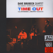 Dave Brubeck Quartet - Time Out - The Stereo & Mono Versions