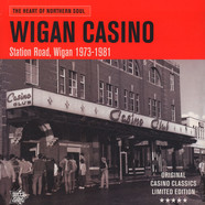 V.A. - Wigan Casino / Station Road, Wigan 1973-81