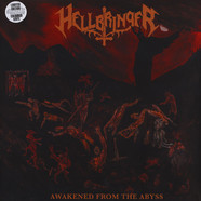 Hellbringer - Awakened From The Abyss Colored Vinyl Edition