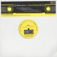 Miss Dica - Out of Blue EP Lars Wickinger & Rene Bourgeois Remix