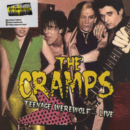 Cramps, The - Teenage Werewolf... Live Colored Vinyl Edition