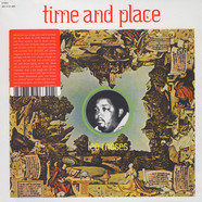 Lee Moses - Time And Place Black Vinyl Edition