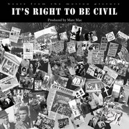 Marc Mac of 4 Hero - It's Right To Be Civil