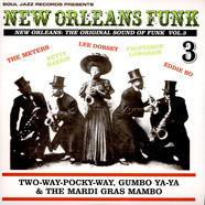 V.A. - New Orleans Funk Volume 3: The Original Sound Of Funk