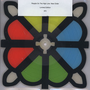 New Order - People On The High Line Shaped Picture Disc