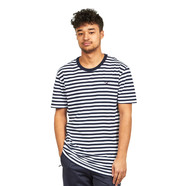 Cleptomanicx - Classic Stripe T-Shirt