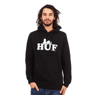 HUF x Peanuts - HUF x Snoopy Pullover Hoodie
