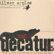 Silver Apples, The - Decatur Black Vinyl Edition