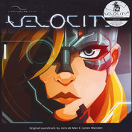 Joris De Man & James Marsden - Velocity 2X - Official Video Game Soundtrack