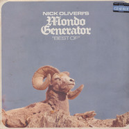 Nick Oliveri's Mondo Generator - Best Of Blue Vinyl Edition