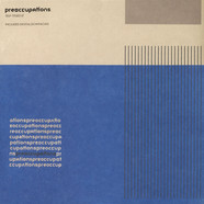 Preoccupations - Preoccupations Black Vinyl Edition