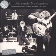 Einstürzende Neubauten - Live At Rockpalast Clear Vinyl Edition