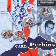 Carl Perkins - The Dance Album Of Carl Perkins