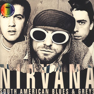 Nirvana - South American Blues & Greys - Buenos Aires 1993 Colored Vinyl Edition
