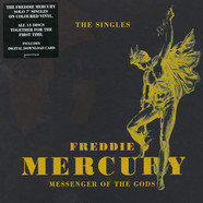 Freddie Mercury - Messenger Of The Gods - The Singles Boxset