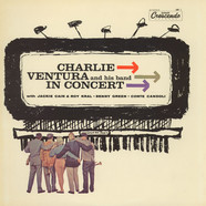 Charlie Ventura And His Orchestra - Charlie Ventura And His Band In Concert